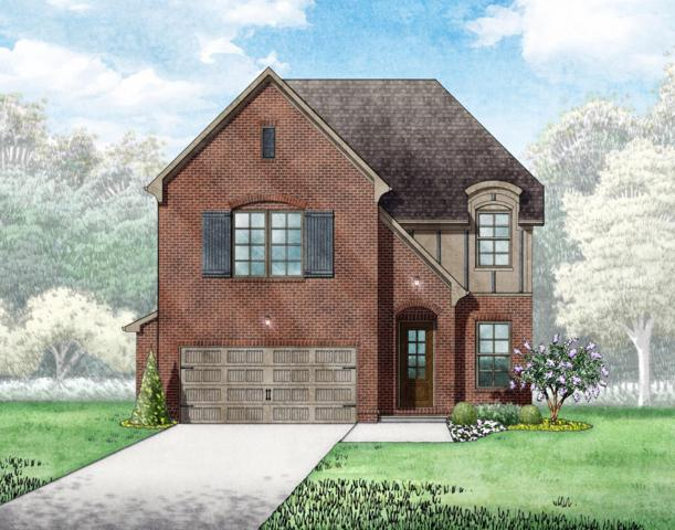 1457 Scarcroft Lane, Lot 167, Nashville, TN 37221 (MLS #1934990) :: Berkshire Hathaway HomeServices Woodmont Realty