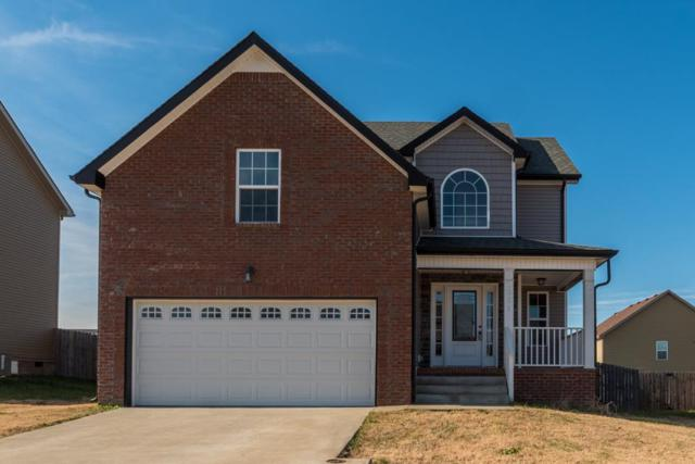1021 Dwight Eisenhower Way, Clarksville, TN 37042 (MLS #1935068) :: Berkshire Hathaway HomeServices Woodmont Realty