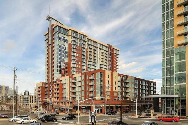 600 12Th Ave S Apt 438 #438, Nashville, TN 37203 (MLS #1935156) :: Team Wilson Real Estate Partners