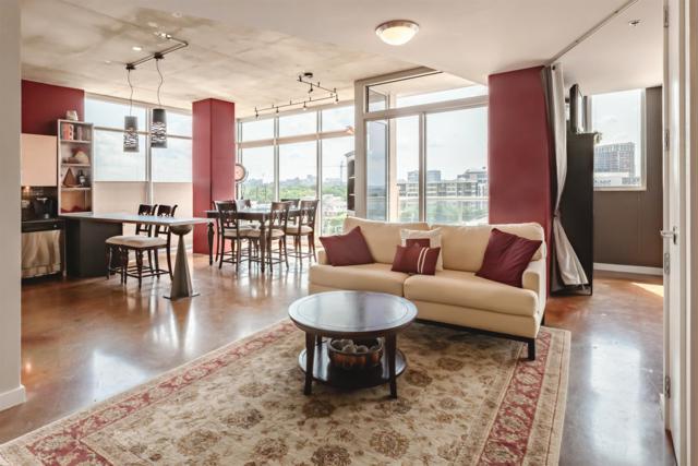 600 12th Ave S Apt 1000 #1000, Nashville, TN 37203 (MLS #1935571) :: Team Wilson Real Estate Partners