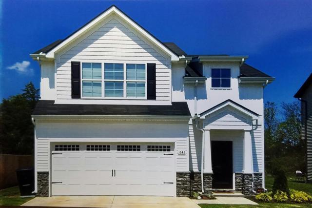 1610 Sunray Dr - Lot 110, Murfreesboro, TN 37127 (MLS #1935966) :: REMAX Elite