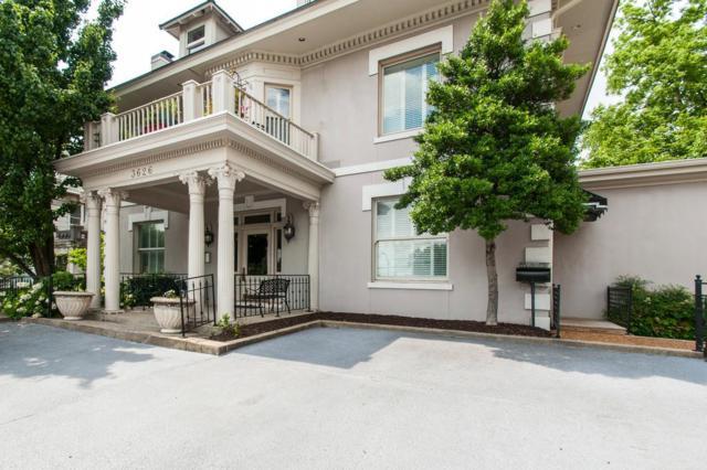 3626 W End Ave Apt 104 #104, Nashville, TN 37208 (MLS #1936257) :: RE/MAX Choice Properties