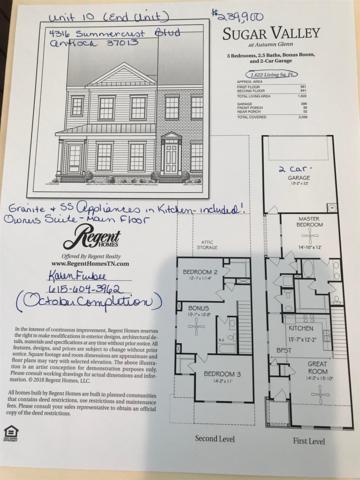 4316 Summercrest Blvd, Antioch, TN 37013 (MLS #1936718) :: RE/MAX Choice Properties