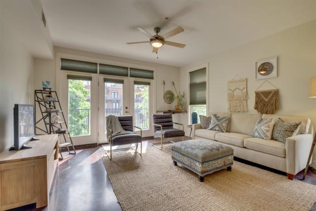 817 3rd Ave N Unit 204 #204, Nashville, TN 37201 (MLS #1936792) :: Maples Realty and Auction Co.