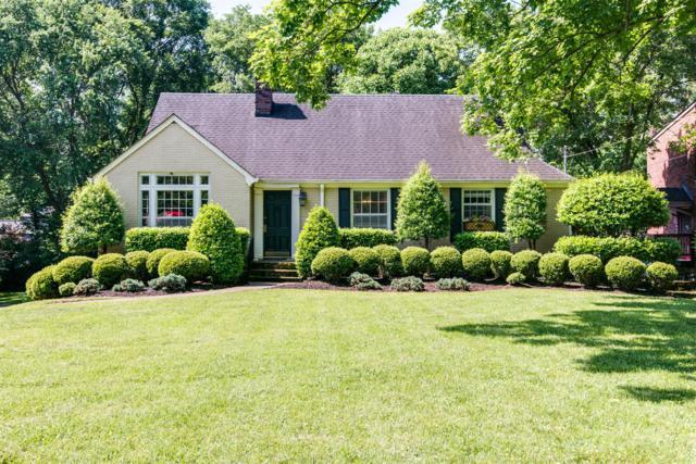 929 Woodmont Blvd, Nashville, TN 37204 (MLS #1936909) :: NashvilleOnTheMove | Benchmark Realty