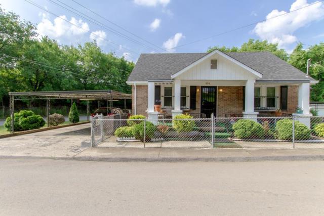 894 Carter St, Nashville, TN 37206 (MLS #1936966) :: Nashville On The Move