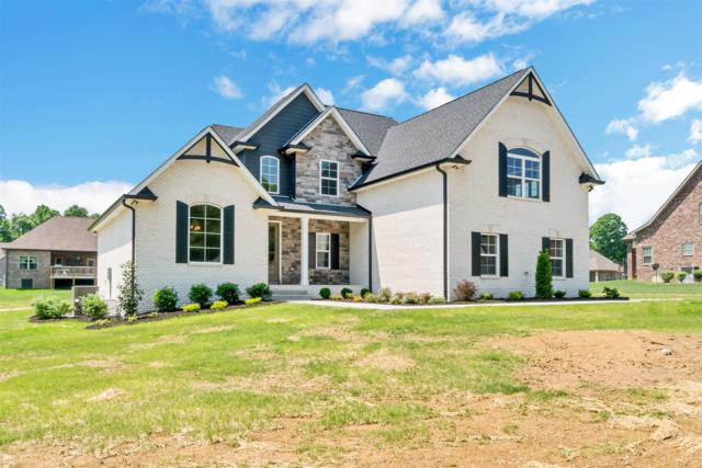 2054 Stratford Lane, Greenbrier, TN 37073 (MLS #1937199) :: Ashley Claire Real Estate - Benchmark Realty