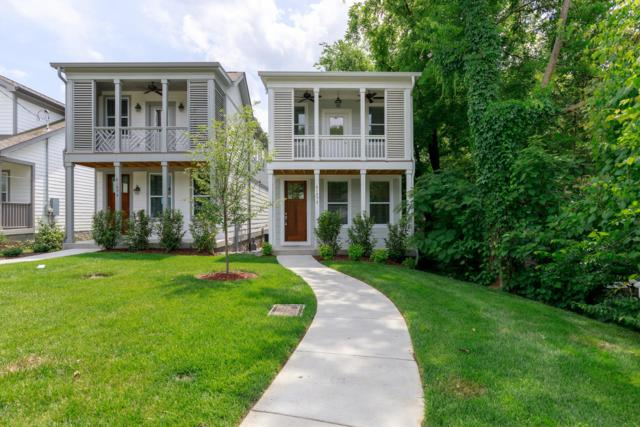 6105 B Louisiana Ave, Nashville, TN 37209 (MLS #1937593) :: Berkshire Hathaway HomeServices Woodmont Realty