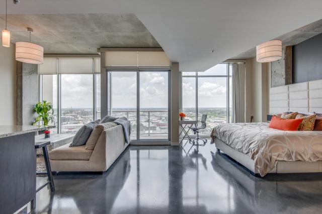 600 12Th Ave S Apt 1816, Nashville, TN 37203 (MLS #1937621) :: RE/MAX Homes And Estates
