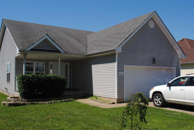 616 S. Calvacade, Oak Grove, KY 42262 (MLS #1937699) :: REMAX Elite