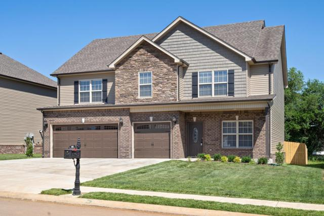 1329 Winterset Dr, Clarksville, TN 37040 (MLS #1938037) :: Berkshire Hathaway HomeServices Woodmont Realty