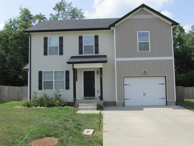 548 Magnolia Dr, Clarksville, TN 37042 (MLS #1938362) :: Ashley Claire Real Estate - Benchmark Realty