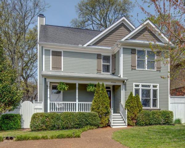 4006 Nebraska Ave, Nashville, TN 37209 (MLS #1938505) :: NashvilleOnTheMove   Benchmark Realty