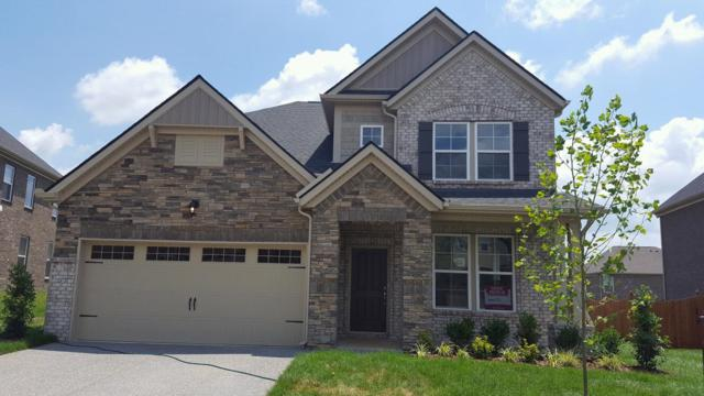 5035 Napoli Drive Lot # 116, Mount Juliet, TN 37122 (MLS #1938613) :: REMAX Elite