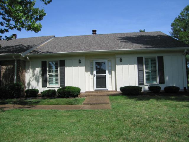 1003 E Northfield Blvd #1131, Murfreesboro, TN 37130 (MLS #1938658) :: The Kelton Group