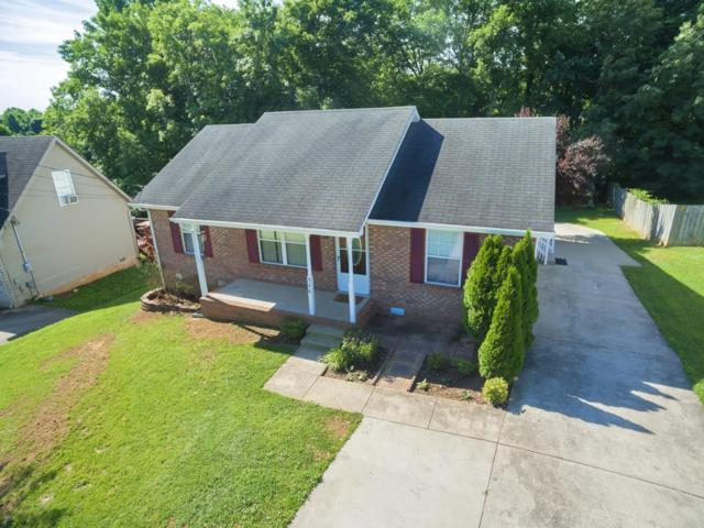 326 Donna Dr, Clarksville, TN 37042 (MLS #1938661) :: Berkshire Hathaway HomeServices Woodmont Realty