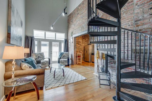 231 5Th Ave N Apt 402, Nashville, TN 37219 (MLS #1938889) :: RE/MAX Choice Properties