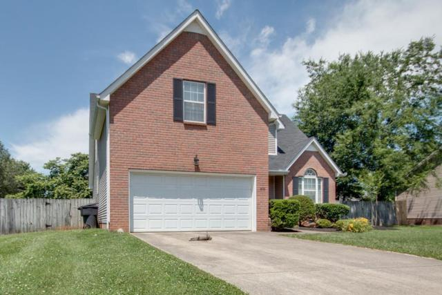 1530 Dodd Trl, Murfreesboro, TN 37128 (MLS #1939005) :: EXIT Realty Bob Lamb & Associates