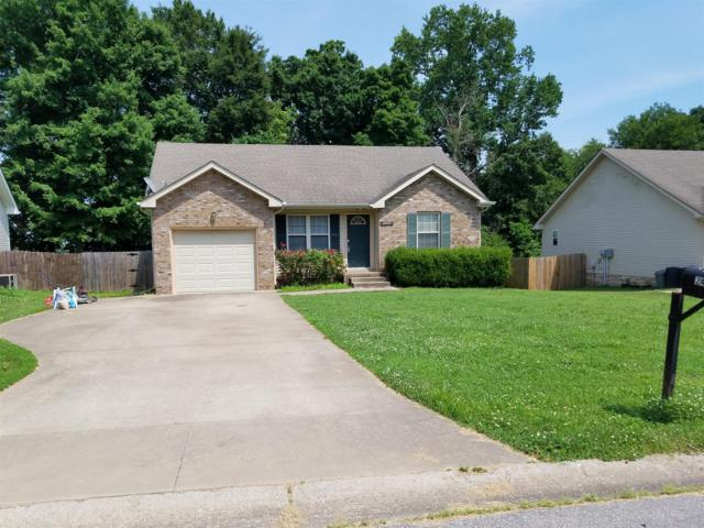 2485 Rafiki Dr, Clarksville, TN 37042 (MLS #1939260) :: The Milam Group at Fridrich & Clark Realty
