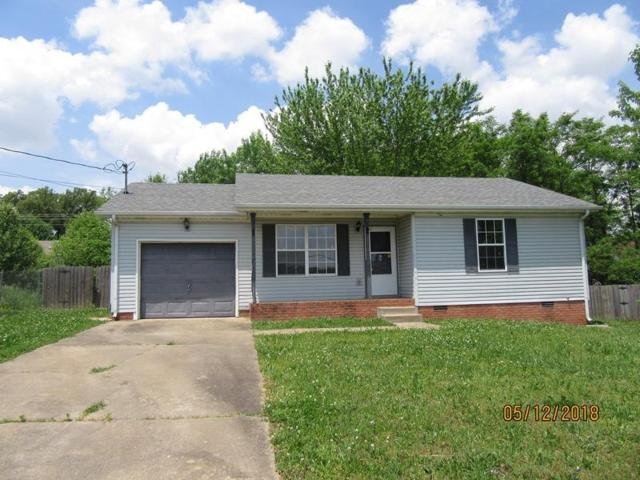 1048 Bush Ave, Oak Grove, KY 42262 (MLS #1939273) :: RE/MAX Choice Properties