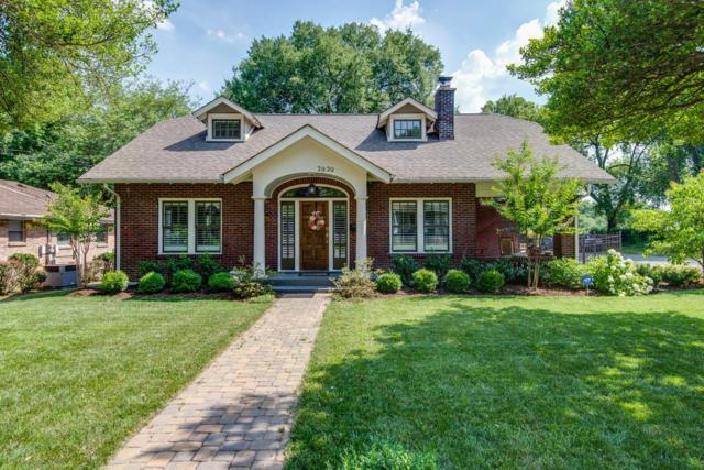 2020 Greenwood Ave, Nashville, TN 37206 (MLS #1939460) :: EXIT Realty Bob Lamb & Associates