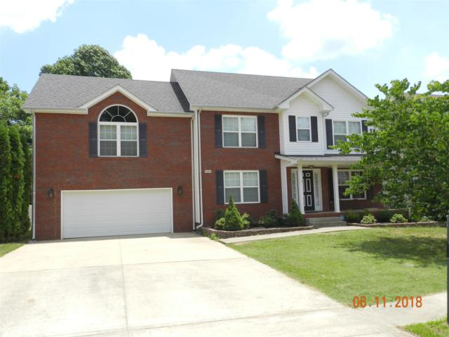 2486 Hattington Dr, Clarksville, TN 37042 (MLS #1939495) :: Team Wilson Real Estate Partners