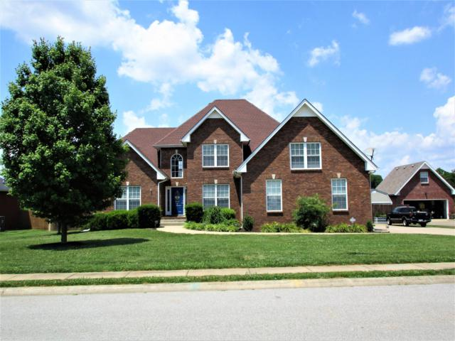 4225 N Woodstock Dr, Clarksville, TN 37040 (MLS #1939677) :: The Kelton Group