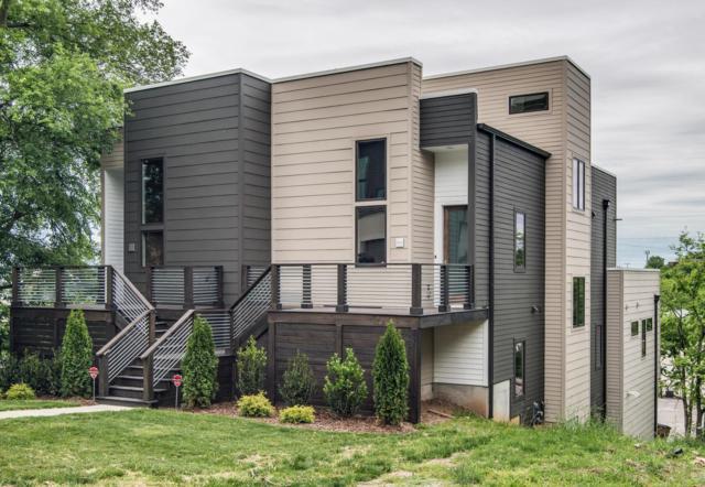 3305 B Felicia St, Nashville, TN 37209 (MLS #1940028) :: Berkshire Hathaway HomeServices Woodmont Realty