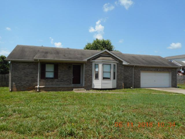 630 Flower Dr., Clarksville, TN 37040 (MLS #1940445) :: RE/MAX Choice Properties