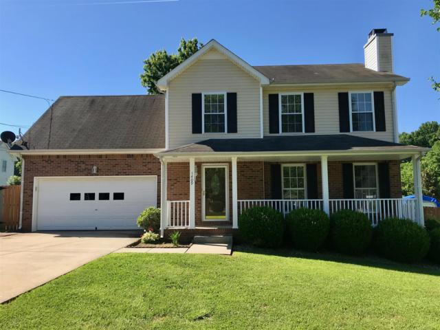 1409 Buchanon Dr, Clarksville, TN 37042 (MLS #1940475) :: Berkshire Hathaway HomeServices Woodmont Realty