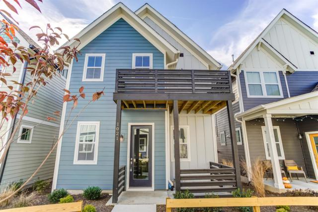 1028 Treaty Oaks Dr, Nashville, TN 37209 (MLS #1940507) :: CityLiving Group