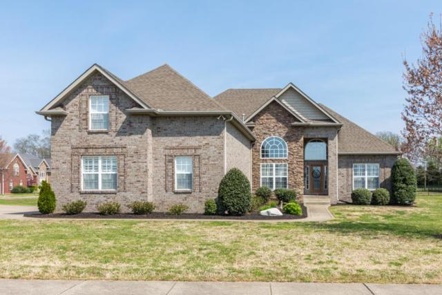 1019 Blue Jay Way, Gallatin, TN 37066 (MLS #1940510) :: Ashley Claire Real Estate - Benchmark Realty