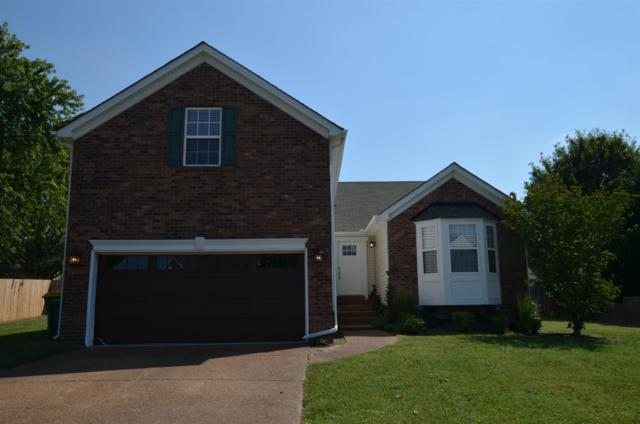 2304 Baldwin Court, Spring Hill, TN 37174 (MLS #1940795) :: Exit Realty Music City