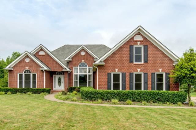 2851 Carriage Way, Clarksville, TN 37043 (MLS #1940820) :: The Kelton Group