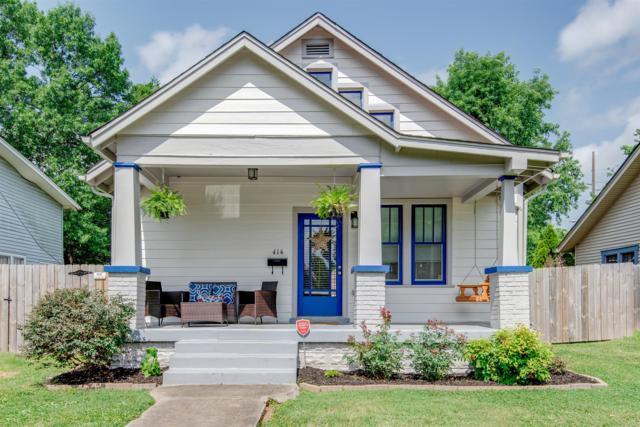 414 Lockland Dr, Nashville, TN 37206 (MLS #1940938) :: FYKES Realty Group