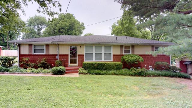 314 Randall Dr, Nashville, TN 37211 (MLS #1941002) :: RE/MAX Homes And Estates