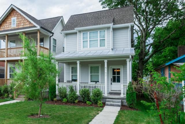 5107 B Tennessee Avenue, Nashville, TN 37209 (MLS #1941111) :: DeSelms Real Estate