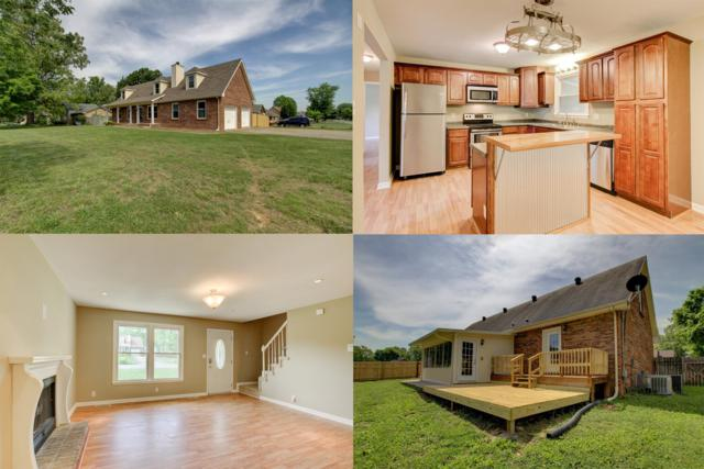 1200 Windchase Dr, Clarksville, TN 37042 (MLS #1941132) :: Berkshire Hathaway HomeServices Woodmont Realty