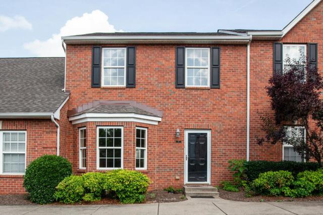1101 Downs Blvd Apt 87 #87, Franklin, TN 37064 (MLS #1941157) :: The Matt Ward Group