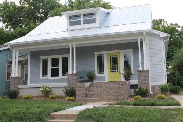1017 Sharpe Ave, Nashville, TN 37206 (MLS #1941217) :: FYKES Realty Group