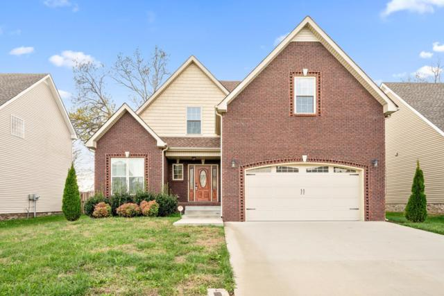 3758 Windmill Dr, Clarksville, TN 37040 (MLS #1941265) :: Berkshire Hathaway HomeServices Woodmont Realty