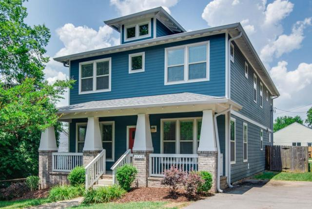 4100 B Wyoming Ave, Nashville, TN 37209 (MLS #1941443) :: Berkshire Hathaway HomeServices Woodmont Realty