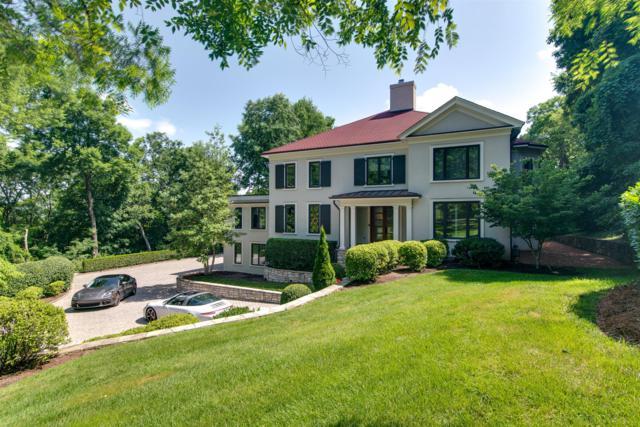 1054 Overton Lea Rd, Nashville, TN 37219 (MLS #1941580) :: RE/MAX Choice Properties