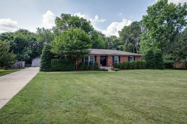 1137 Howell Dr, Franklin, TN 37069 (MLS #1941586) :: FYKES Realty Group