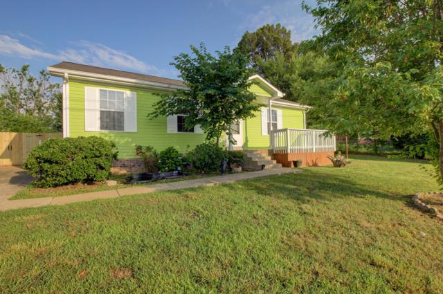 1003 Bush Ave, Oak Grove, KY 42262 (MLS #1941717) :: The Kelton Group