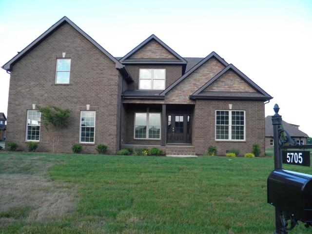5705 Iverson (Lot 74), Murfreesboro, TN 37127 (MLS #1941853) :: Maples Realty and Auction Co.