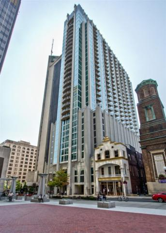 415 Church St Apt 2104, Nashville, TN 37219 (MLS #1942028) :: Group 46:10 Middle Tennessee