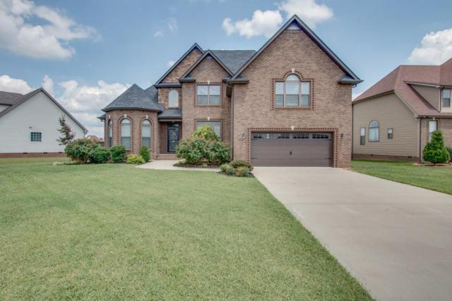 2221 Ellington Gait Dr, Clarksville, TN 37043 (MLS #1942267) :: The Milam Group at Fridrich & Clark Realty