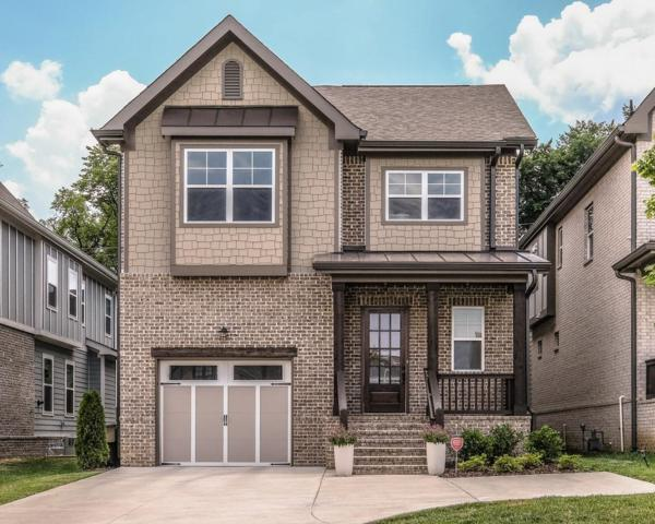 1909 A Kimbark Dr, Nashville, TN 37215 (MLS #1942316) :: Berkshire Hathaway HomeServices Woodmont Realty