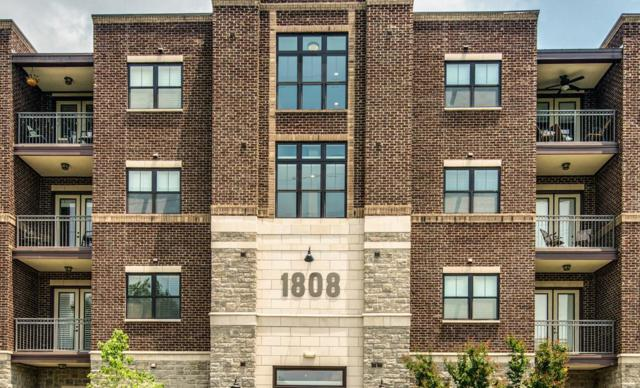 1808 24Th Ave S # 302, Nashville, TN 37212 (MLS #1942377) :: HALO Realty